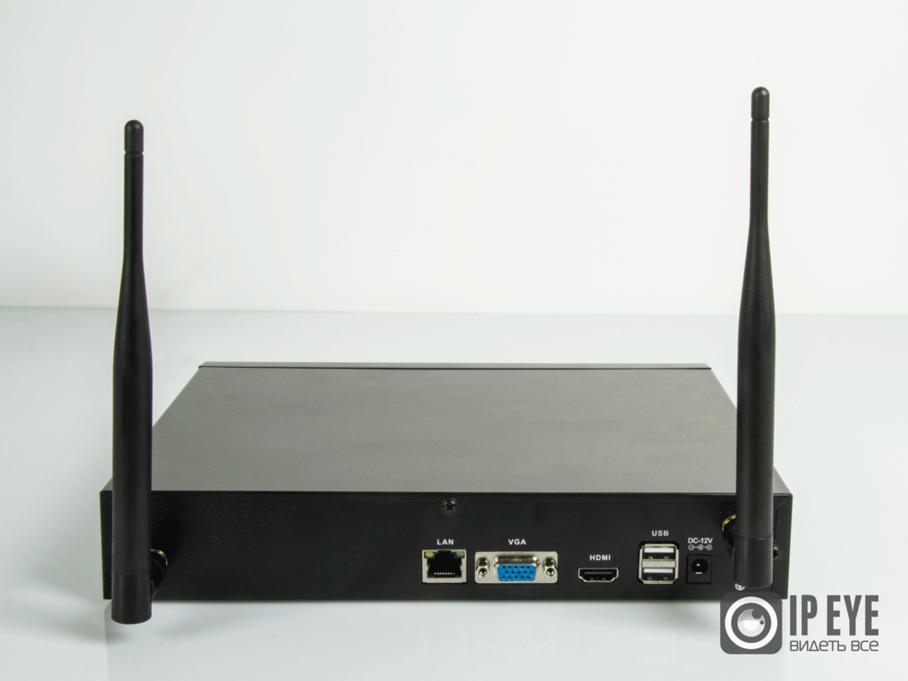 беспроводной комплект  видеонаблюдения WiFi IP KIT-NVR4HDCAM