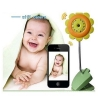 DE-W03A, видеоняня с DVR (baby) Ромашка