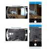 Видеоняня /WiFi видеокамера панорамная с DVR (fish), HD