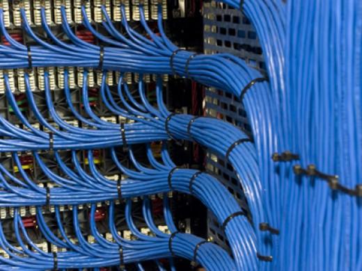 Монтаж и аудит компьютерных сетей