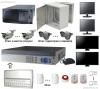 Интегрированная система охранной сигнализации и видеонаблюдения